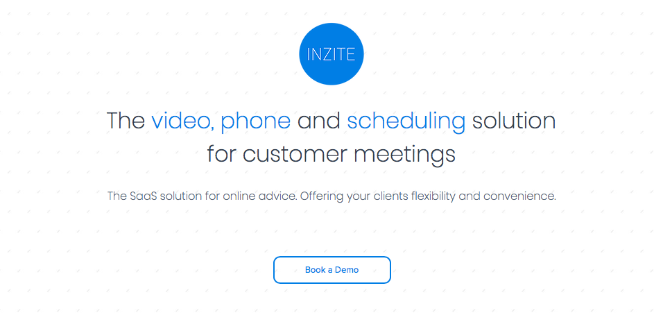 The Video, Phone and Scheduling Solution for Customer Meetings